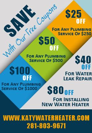 Katy Water Heater Plumbing Services Toilet Drain